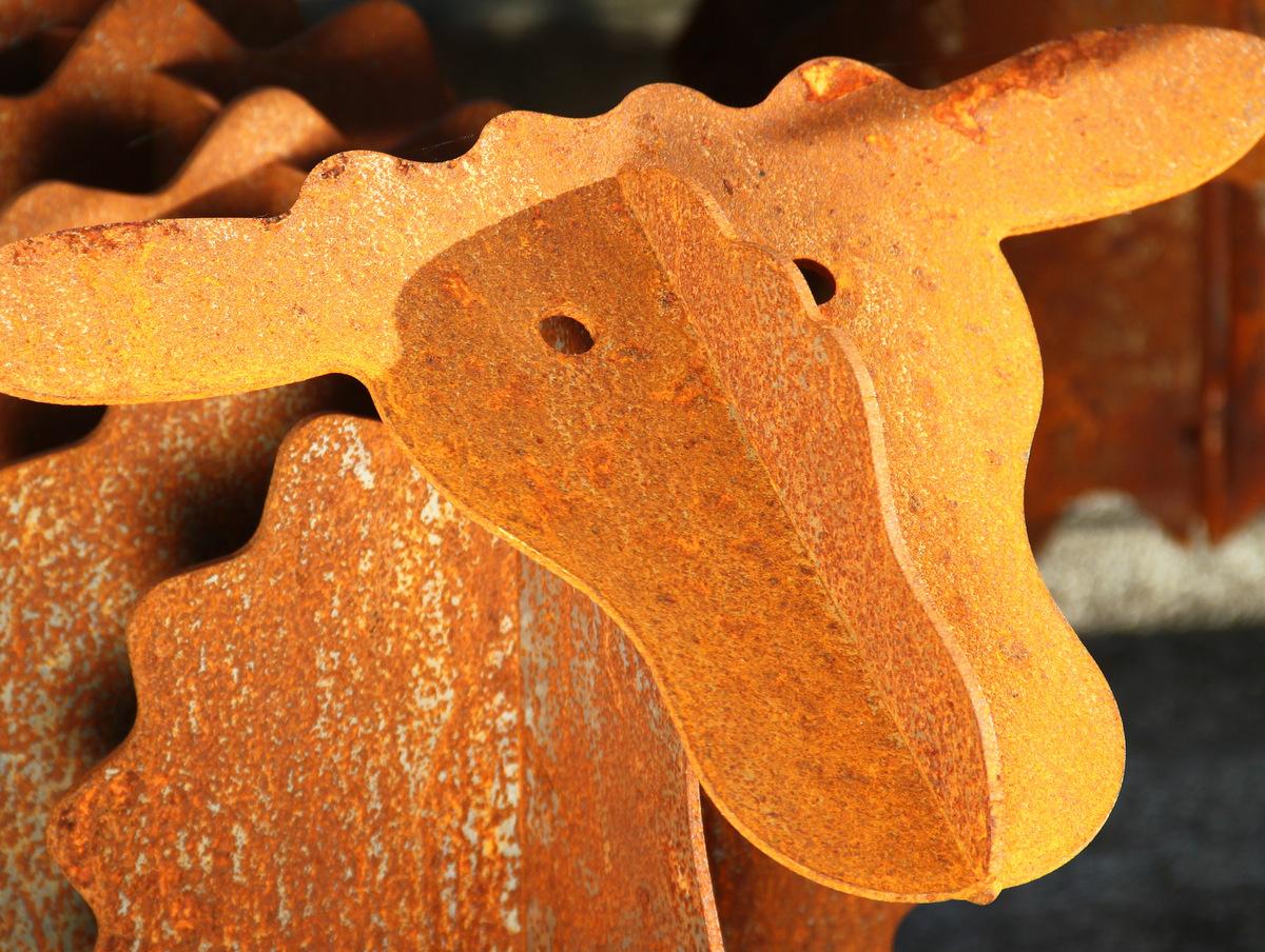 Edelrost Auf Kupfer edelrost auf kupfer galerie wohndesign zheqa com